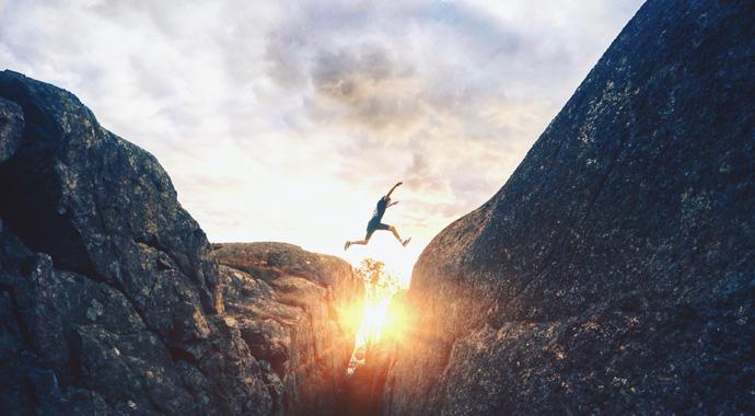 Прыжок в неизвестность: как решиться на перемены?