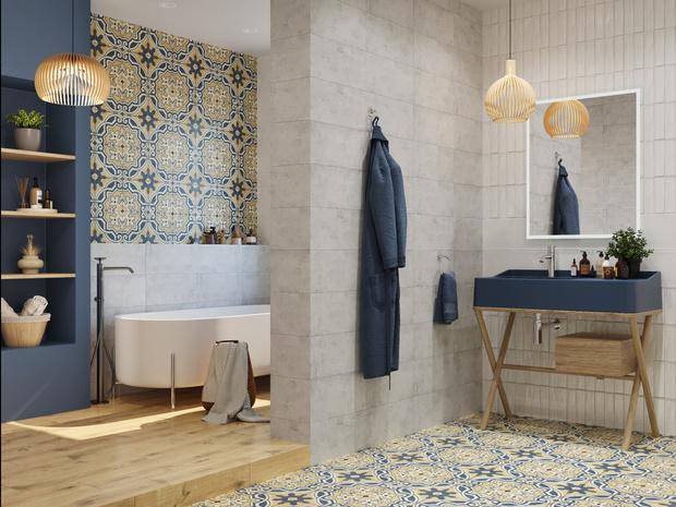 Фото №10 - Тренды 2021: ванная комната в стиле спа