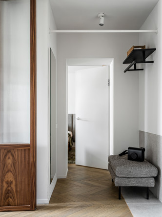 Фото №12 - Легкая и светлая квартира 50 м² для хозяйки кондитерской