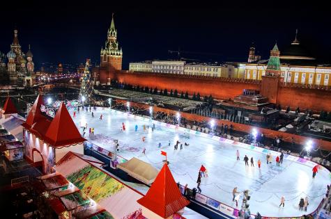 Фото №1 - 10 главных катков Москвы сезона 2016-2017: выбор есть!