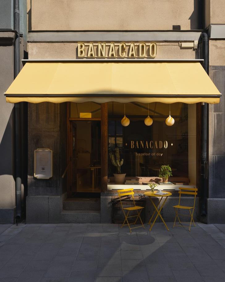 Фото №9 - Кафе в стиле ретро в Стокгольме