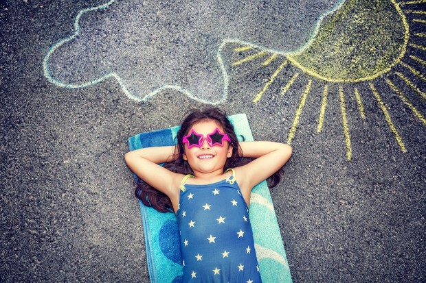 ребенок и солнце консультация для родителей, фототип кожи как определить