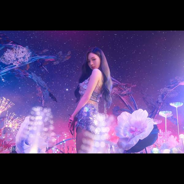 Фото №1 - Шипперы, камон: Карина из AESPA и Кай из EXO исполнили романтический танец и покорили фанатов