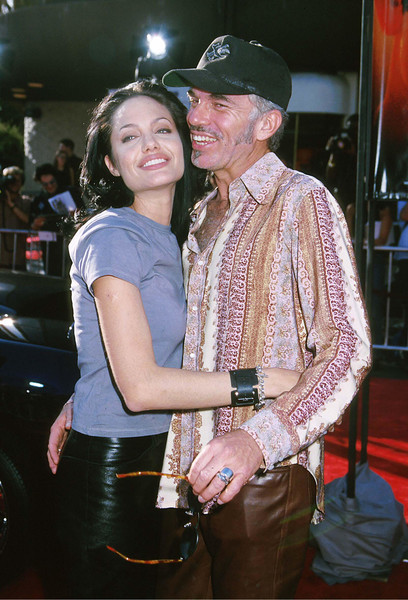 Билли Боб Торнтон и Анджелина Джоли
