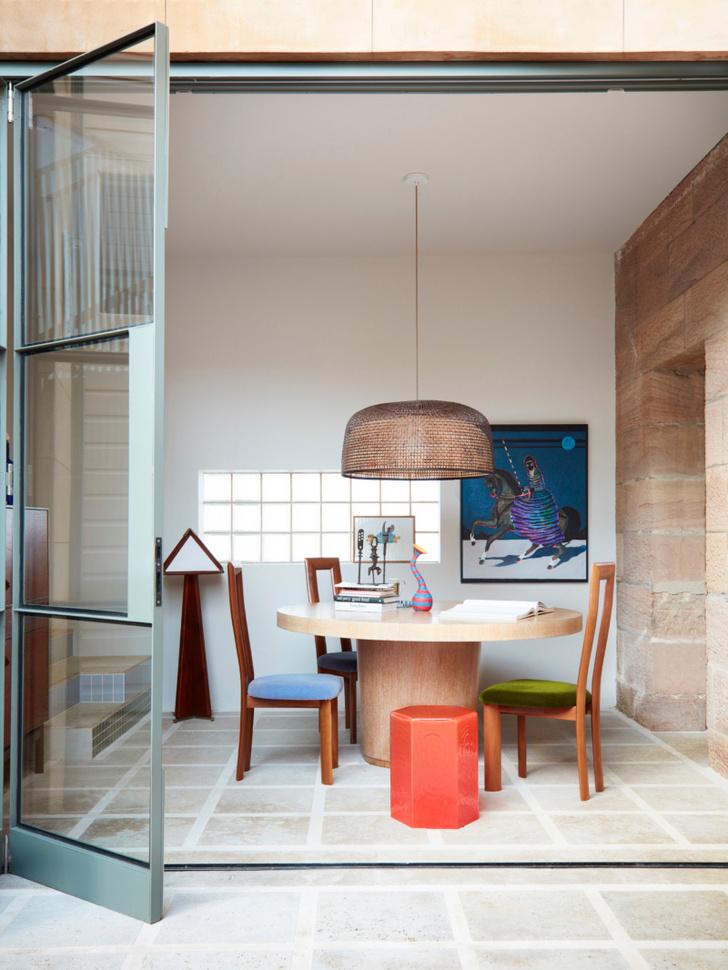 Фото №1 - Квартира в старом доме в Сиднее в эклектичном стиле
