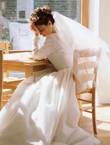 Фото №1 - Муж развелся с женой через 2 часа после свадьбы из-за фото в Snapchat