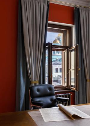 Фото №6 - Офис юридической фирмы в особняке XIX века в Москве