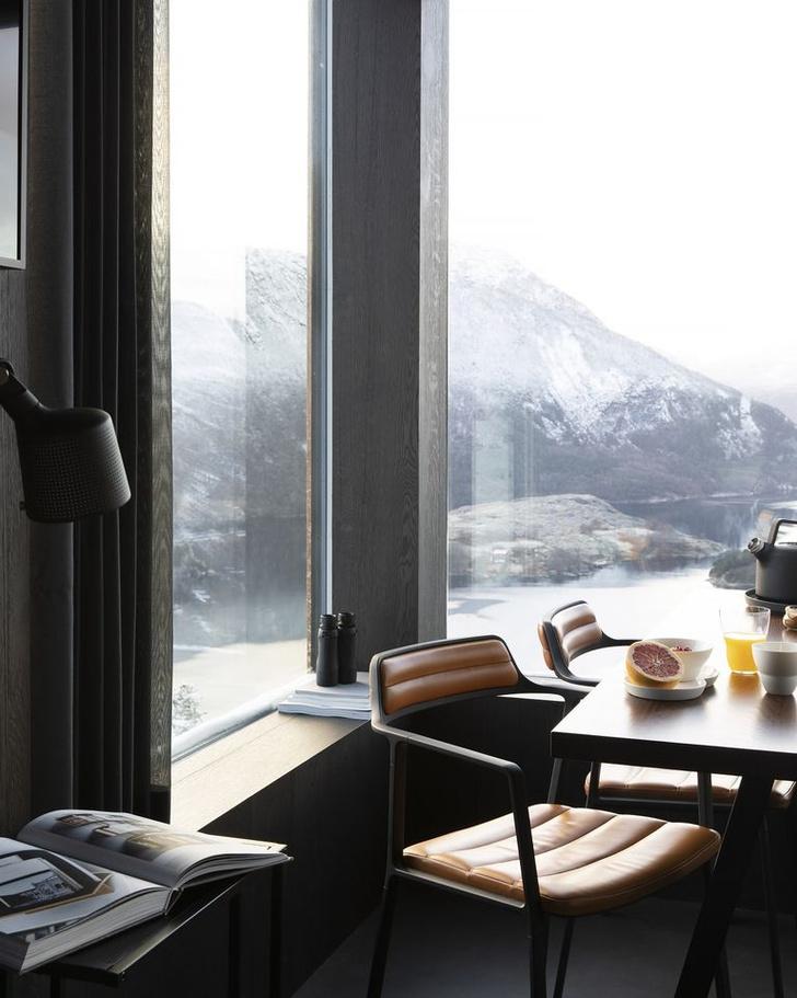 Фото №9 - Микроотель с видом на Люсе-фьорд в Норвегии