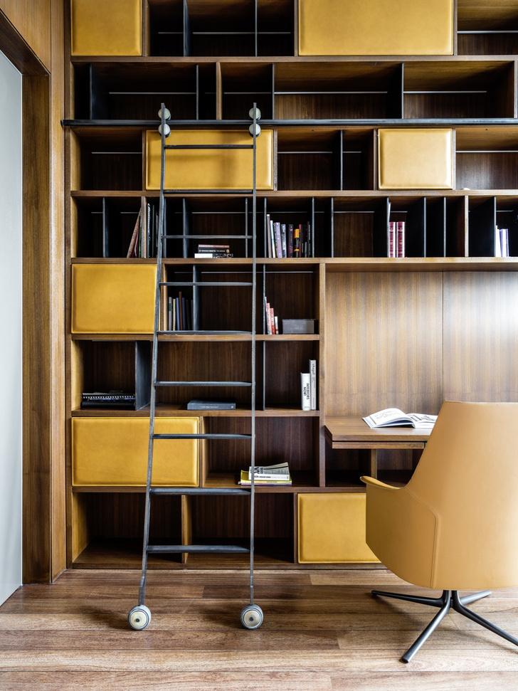 Фото №6 - Квартира 160 м² для бизнесмена в Москве