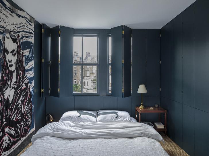 Фото №9 - Дом для ценителей искусства в Лондоне