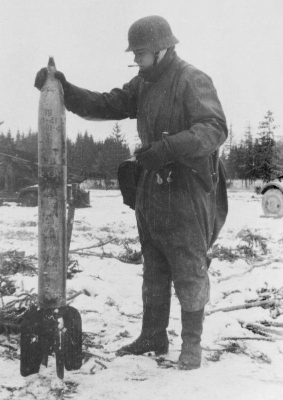 Фото №3 - «Андрюша»— брат «Катюши»: история реактивного миномета БМ-31