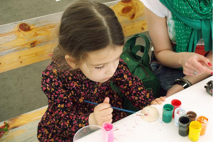 Фото №2 - В Лужниках прошел 25-й фестиваль для детей с ограниченным возможностями «Надежда»