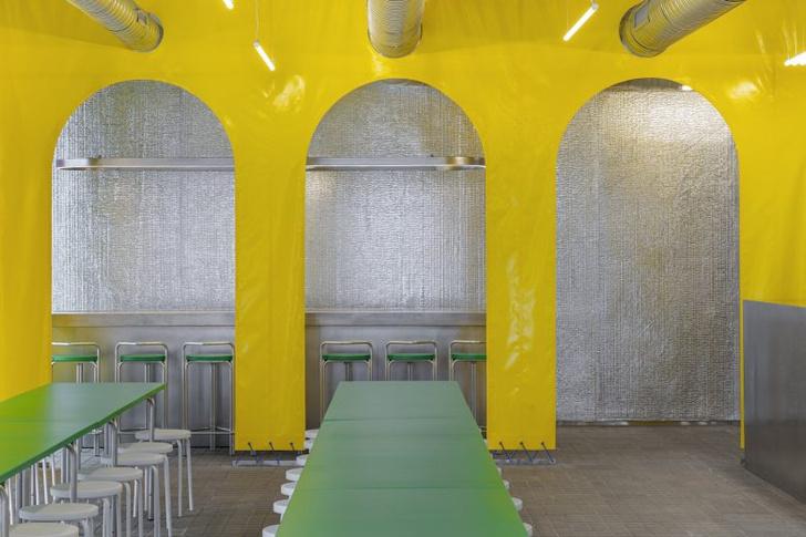 Фото №4 - Ресторан быстрого питания в Мадриде