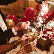 О какой новогодней вечеринке вы мечтаете?