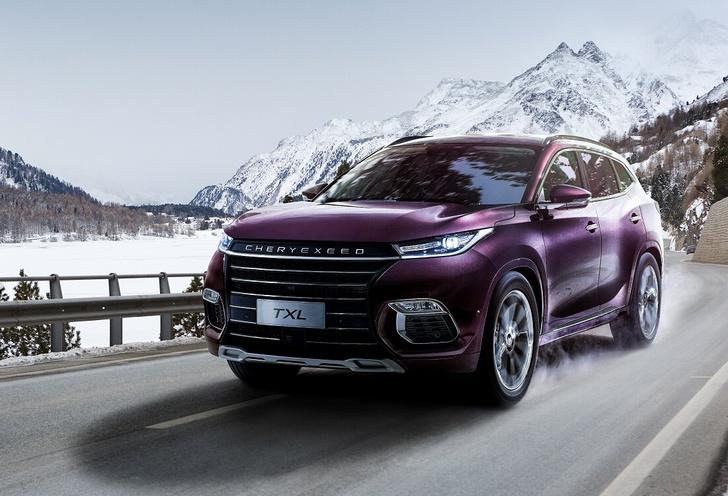 Фото №7 - Великолепная семерка— лучшие китайские автомобили прямо сейчас