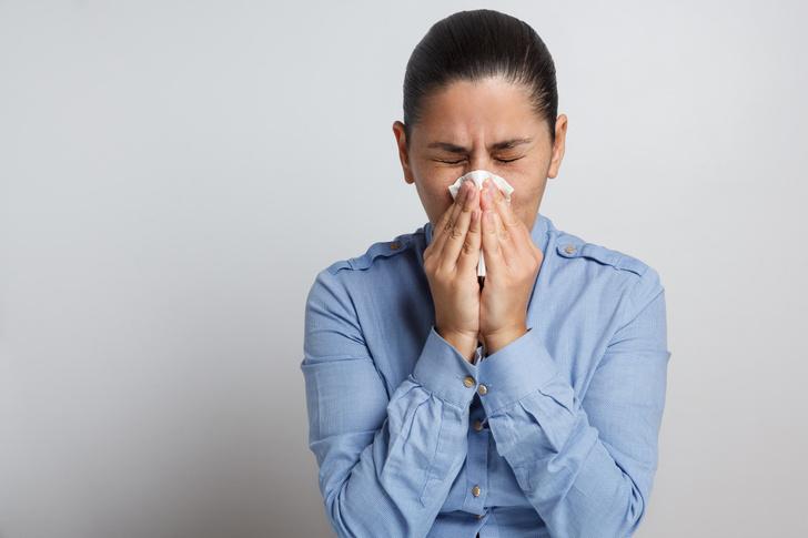 Фото №1 - Ученые выяснили, почему человек чихает