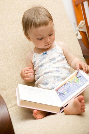 Фото №1 - Зачем ребенок портит книги?