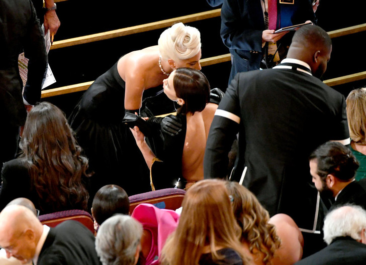 Фото №9 - Шейк, Купер, Гага: любовный треугольник на «Оскаре»