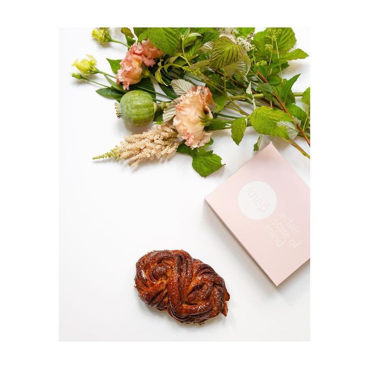 Фото №1 - Готовим булочки с кардамоном и корицей по рецепту эклерной «Клер»