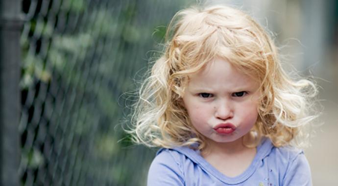 Папам на заметку: «Почему мой ребенок меня бьет и обзывает?»