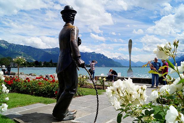 Фото №2 - Премьеры швейцарской Ривьеры: Чаплин, Олимпиада и Средневековье