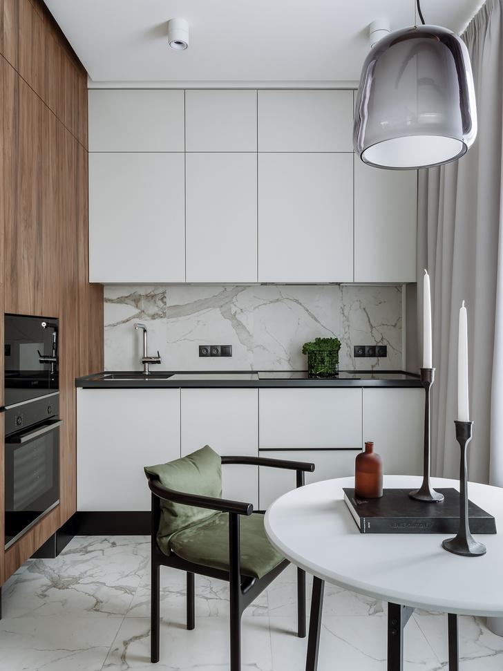 Фото №4 - Маленькая квартира-трансформер 35 м² в Москве