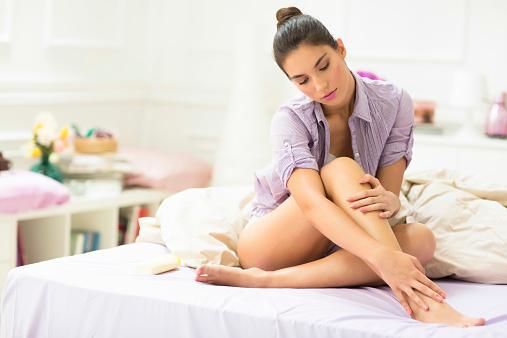 Парафинотерапия для ног