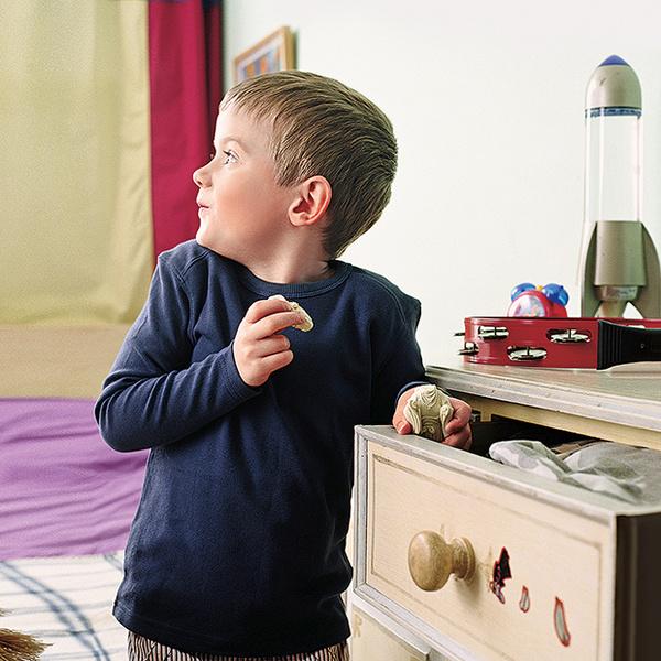 Фото №1 - Ловкость рук: как бороться с детским воровством