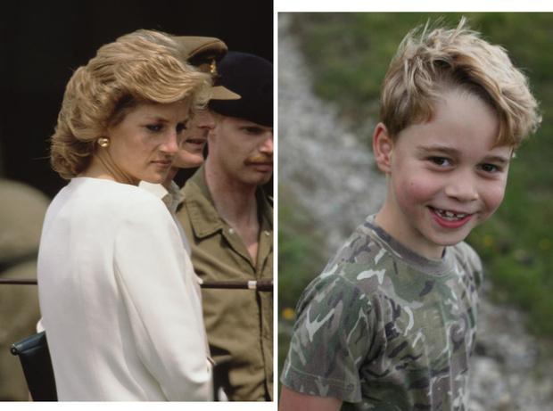 Фото №1 - К какой королевской традиции приучают принца Джорджа (и почему Диане бы это не понравилось)