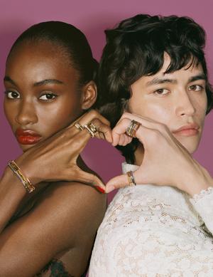 Фото №3 - Gucci показали коллекцию украшений, с помощью которых легко признаться в любви
