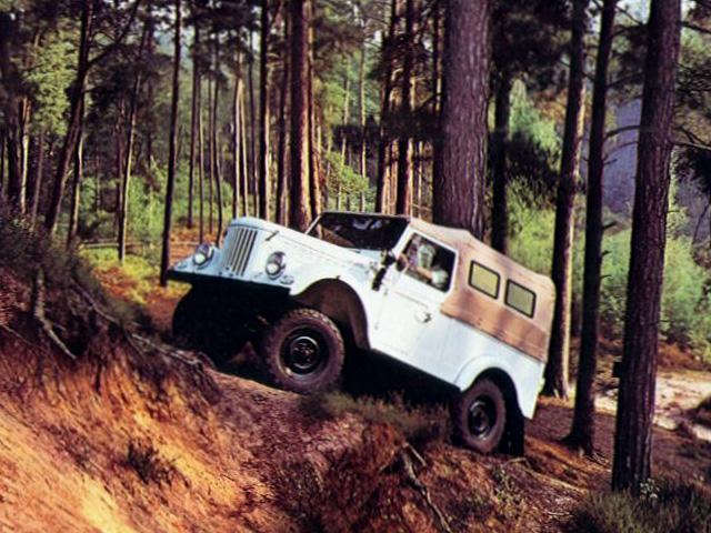 Фото №4 - Экспортозамещение: советские и российские машины с иностранной пропиской