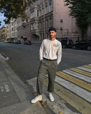 Фото №4 - Эстетическое удовольствие: топ-5 самых стильных fashion-аккаунтов парней в Инстаграме