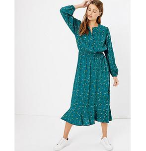 Фото №6 - Сюрприз от Marks & Spencer: узнай кое-что о себе, выбрав платье