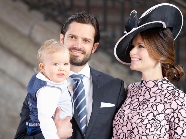 Фото №2 - Королевский бэби-бум: принц Карл Филипп и принцесса София снова станут родителями