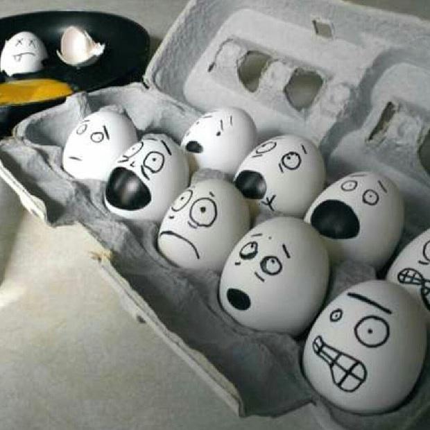 Фото №22 - Как расписать яйца на Пасху: советует Instagram