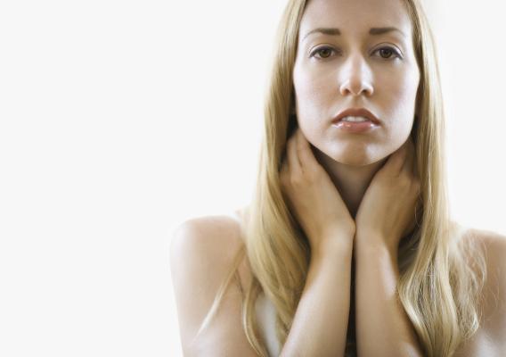 Фото №1 - Воспаление лимфоузлов при простуде – симптомы и лечение