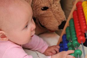 Фото №2 - Знакомим малыша с математическими понятиями
