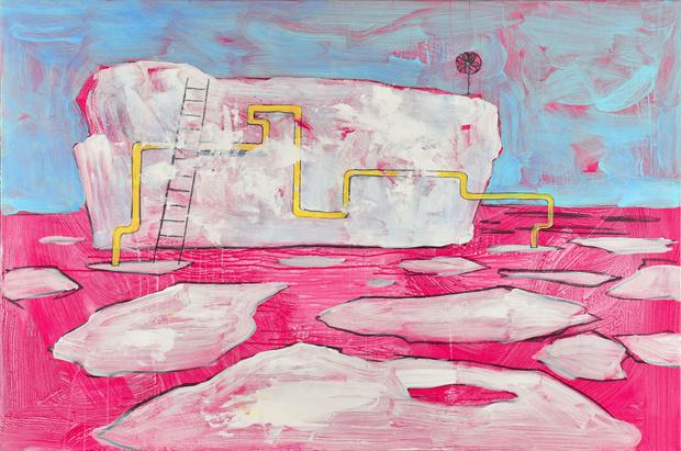 Фото №5 - Выставка «Твое сознание не знает границ» на Винзаводе