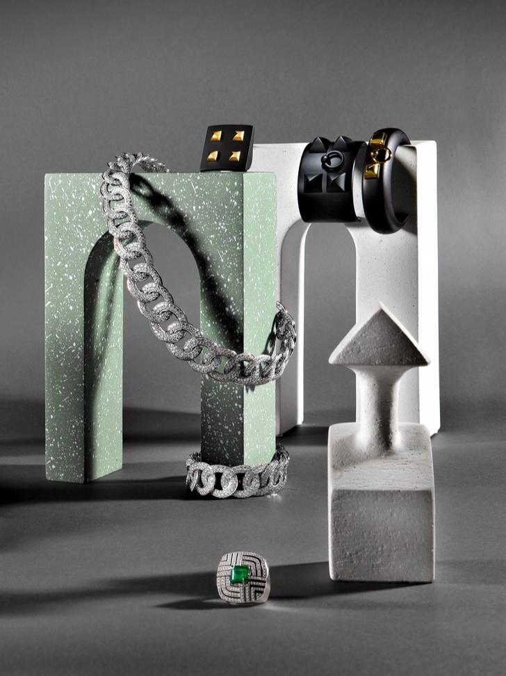 Фото №2 - Ars Longa: самые модные украшения осени