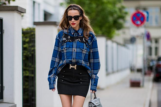 Фото №1 - Всегда в моде: 20 ярких рубашек на весну