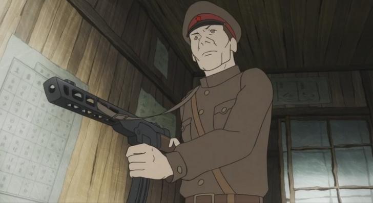 Фото №11 - «Убей меня понарошку!»— советский автомат ППШ в мультфильмах