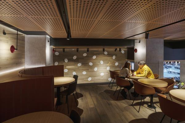 Фото №7 - «Макдоналдс» на Пушкинской— обладатель Sydney Design Awards 2020