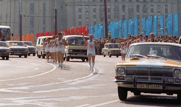 Фото №1 - Маршрутка для олимпийского мишки. Как выглядел главный автомобиль Олимпиады-80