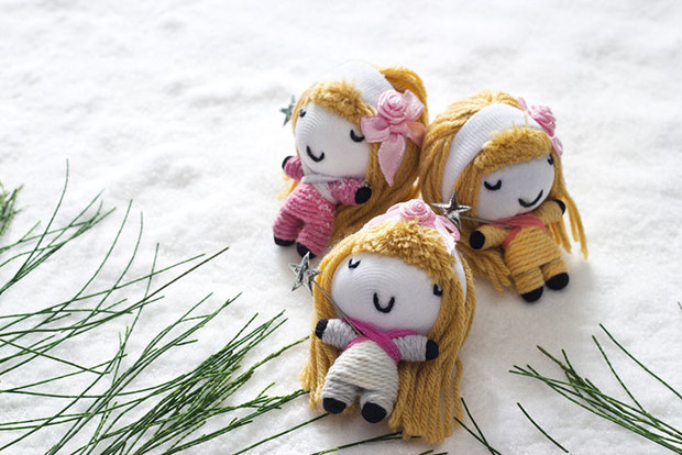 Фото №4 - Новогодняя мастерская: идеи декора для детей и их родителей