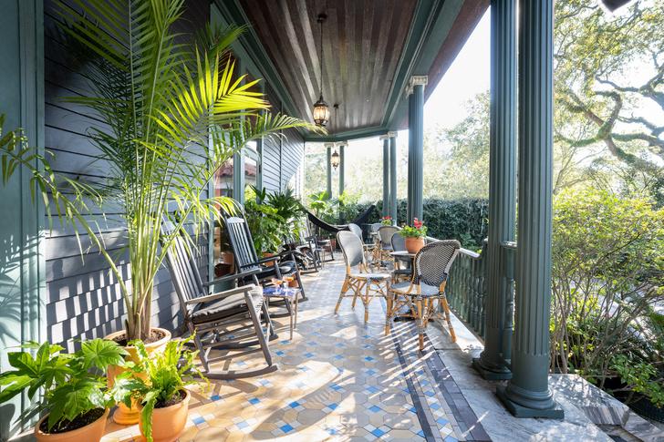 Фото №5 - Атмосферный отель в Новом Орлеане