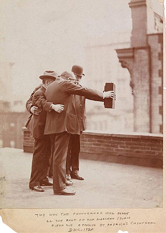 Фото №5 - Первое фото, первое селфи,— все пионеры фотографии в одном месте