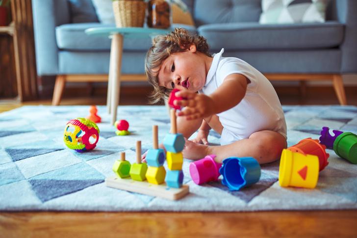 Почему детям необходимы игры