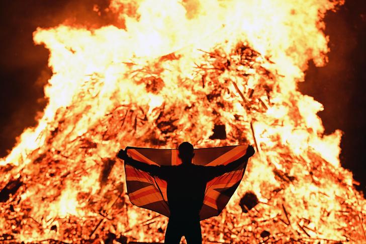 Фото №1 - Праздник с огоньком