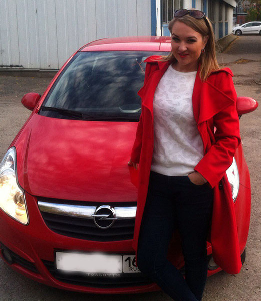 Автоледи Тольятти, Яна Левина