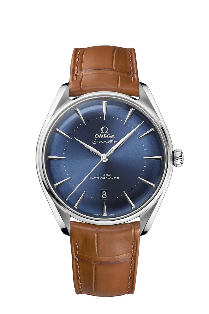 Фото №1 - Особенные часы для особенного города: Omega посвятили новинку Москве